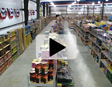 World's Largest Firework Selection - Hannibal MO